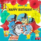 Dr. Seuss The Cat in the Hat Party Supplies & Decorations