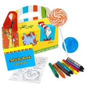 Dr. Seuss Favorites Deluxe Filled Favor Boxes (8)