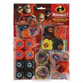 INCREDIBLES 2 Favor Pack (48pc)