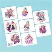 JoJo Siwa Tattoo Sheet (1)