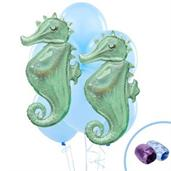Mermaids Under the Sea Balloons