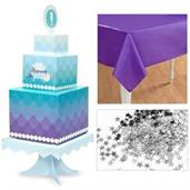 Mermaids Under the Sea Table Decor Kit
