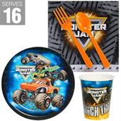 Monster Jam Party Supplies & Decorations