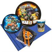Monster Jam Party Supplies and Decorations