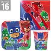 PJ Masks Snack Pack for 16