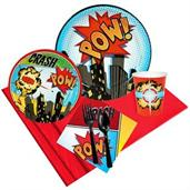 Superhero Party Kits
