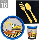 Construction Pals Party Supplies & Decorations