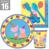 Peppa Pig Snack Party Pack for 16