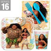 Disney Moana Party Supplies and Decorations