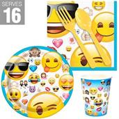 Emoji Snack Party Pack For 16