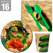Dinosaur Adventure Snack Pack For 16