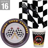 Racecar Racing Party Supplies and Decorations