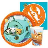 The Octonauts Snack Party Pack For 16