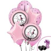 Paris Party Balloon Bouquet