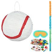 Baseball Pinata Kit