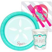 Little Spa Party Snack Party Pack For 16