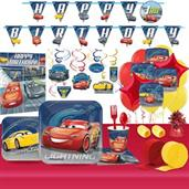 Disney Cars Party Supplies & Decorations Red