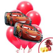 Disney Cars Jumbo Balloon Bouquet
