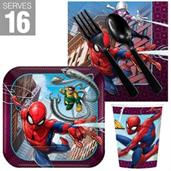 Spiderman Webbed Wonder Snack Pack (For 16 Guests)