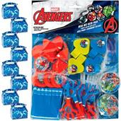 Epic Avengers Filled Favor Box Kit (for 8 Guests)
