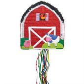 Barnyard Friends Pinata (1)