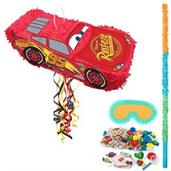 Disney Cars Lightning McQueen 3D Pinata Kit