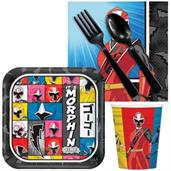 Power Rangers Halloween Party Supplies & Decorations