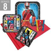 Power Rangers Party Supplies & Decorations Red