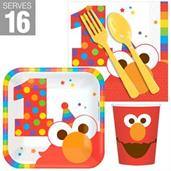 Elmo Turns One Snack Pack For 16