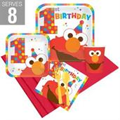 Elmo Party Supplies & Decorations Red