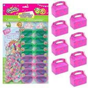 Shopkins Filled Favor Box Kit (For 8 Guests)