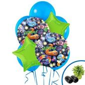 Animal & Bug Colorful Party Balloons, Numbered Balloons and Balloon Bouquets