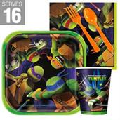 Ninja Turtles Snack Pack For 16