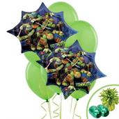 Ninja Turtles Jumbo Balloon Bouquet Kit