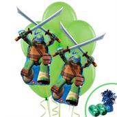 Ninja Turtle Leonardo Party Supplies and Decorations