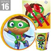 Super Why Snack Pack For 16