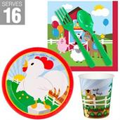 Barnyard Snack Pack For 16