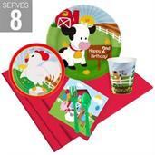 Barnyard Party Supplies and Decorations