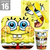 SpongeBob Party Supplies and Decorations