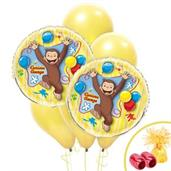 Infant - Toddler Colorful Party Balloons, Numbered Balloons and Balloon Bouquets