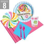 Candy Shoppe Party Supplies and Decorations