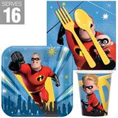 The Incredibles Party Kits