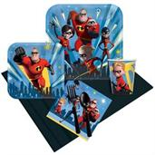 Incredibles 2 Party Kits