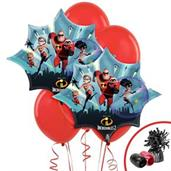 The Incredibles 2 Jumbo Balloon Bouquet