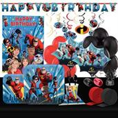 The Incredibles 2 Ultimate Party Kit for 8