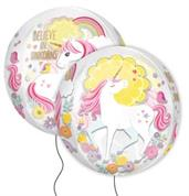 "16"" Magical Unicorn Orbz"