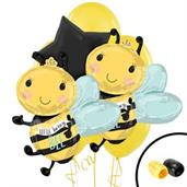 What Will It Bee Gender Reveal Jumbo Balloon Bouqu