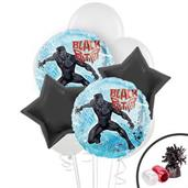 Black Panther Balloon Bouquet