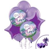Unicorn Fantasy Balloon Bouquet