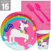Fairytale Unicorn Snack Party Pack For 16